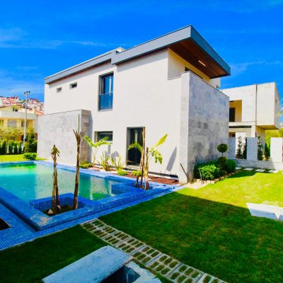 For Sale Luxury Modern Detached Villa with Own Pool Sea View