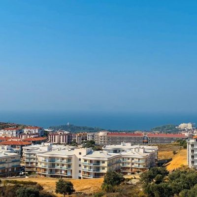 Kusadasi Bargain Apartment For Sale 2-3 Bedrooms with Shared Pool