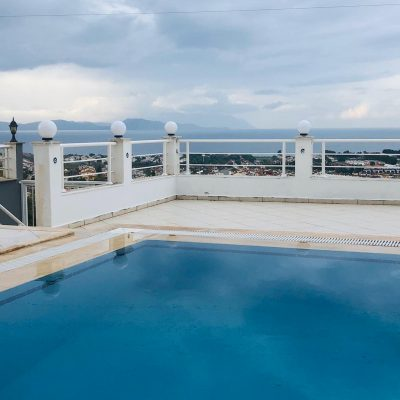Luxury Villa For Rent in Kusadasi with Own Pool Panaromic Sea View
