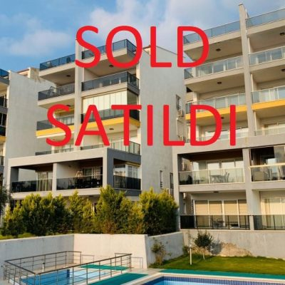 PROPERTY FOR SALE 1 BEDROOM APARTMENT WİTH SHARED POOL