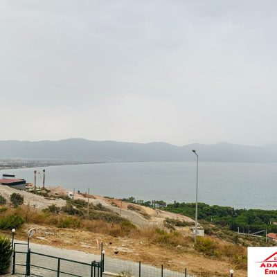 Kusadasi Property For Sale 2 Bedrooms Apartment with Full Sea View