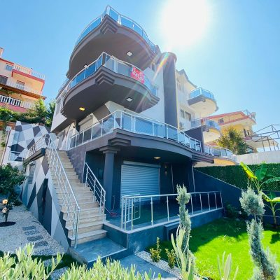 For sale villa with full sea View